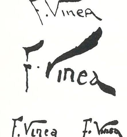 Vinea Francesco 1845 – 1902