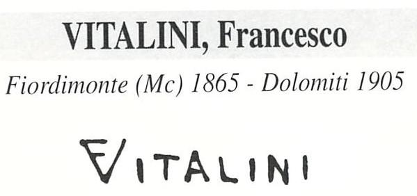 VitaliniFrancesco 1865 – 1905