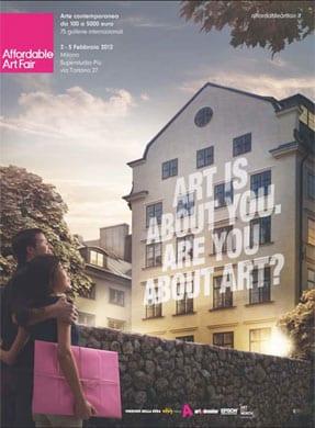 Arte accessibile? AAF Milano