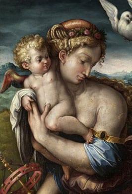 Giorgio Vasari Disegnatore e Pittore