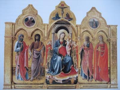 Beato Angelico. L'alba del Rinascimento