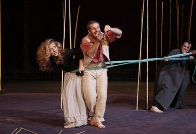 Un flauto magico, Peter Brook