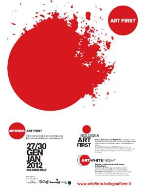 Arte Fiera Art First – gennaio 2012