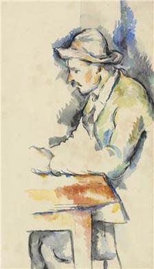 Un acquerello di Cézanne a 19 milioni $