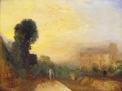 Turner e lo spettacolo della Natura