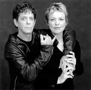 John Zorn, Lou Reed & Laurie Anderson