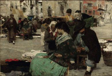Giacomo Favretto al Museo Correr di Venezia