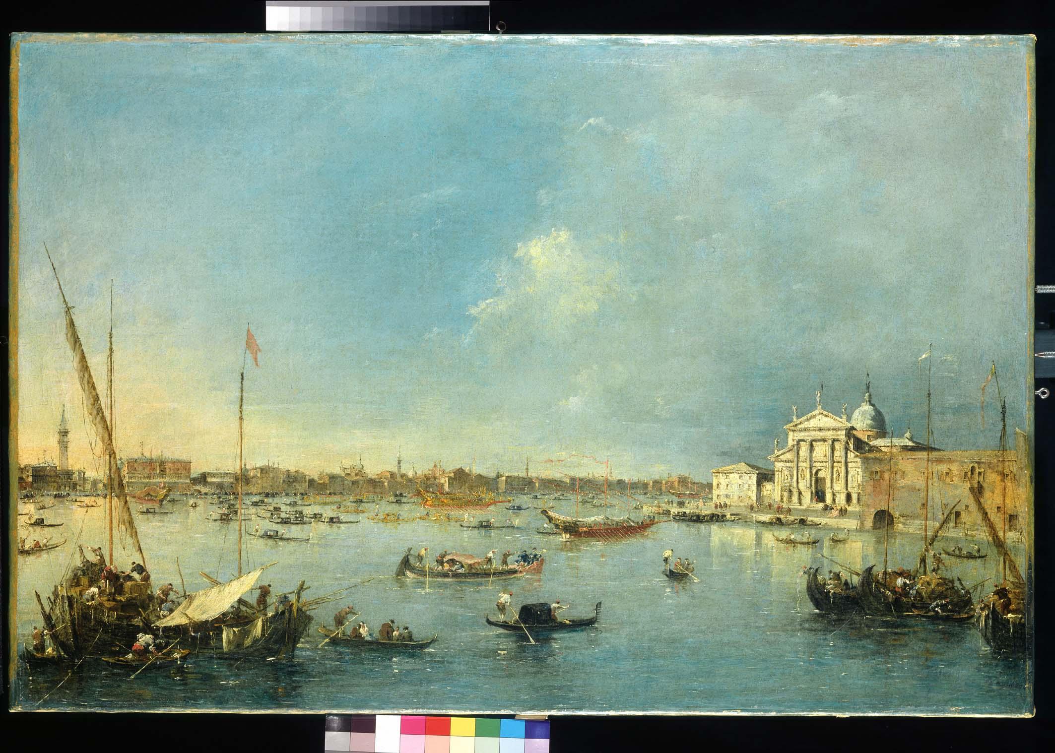 Roma – Presentata la retrospettiva di Francesco Guardi 1712 – 1793