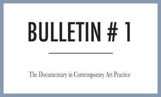 Berlino – Lo schermo dell'arte – Bulletin #1
