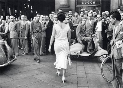 ITALIAN FOCUS – Capolavori della Fotografia Italiana 1945-1975 dalla collezione di Paolo Morello