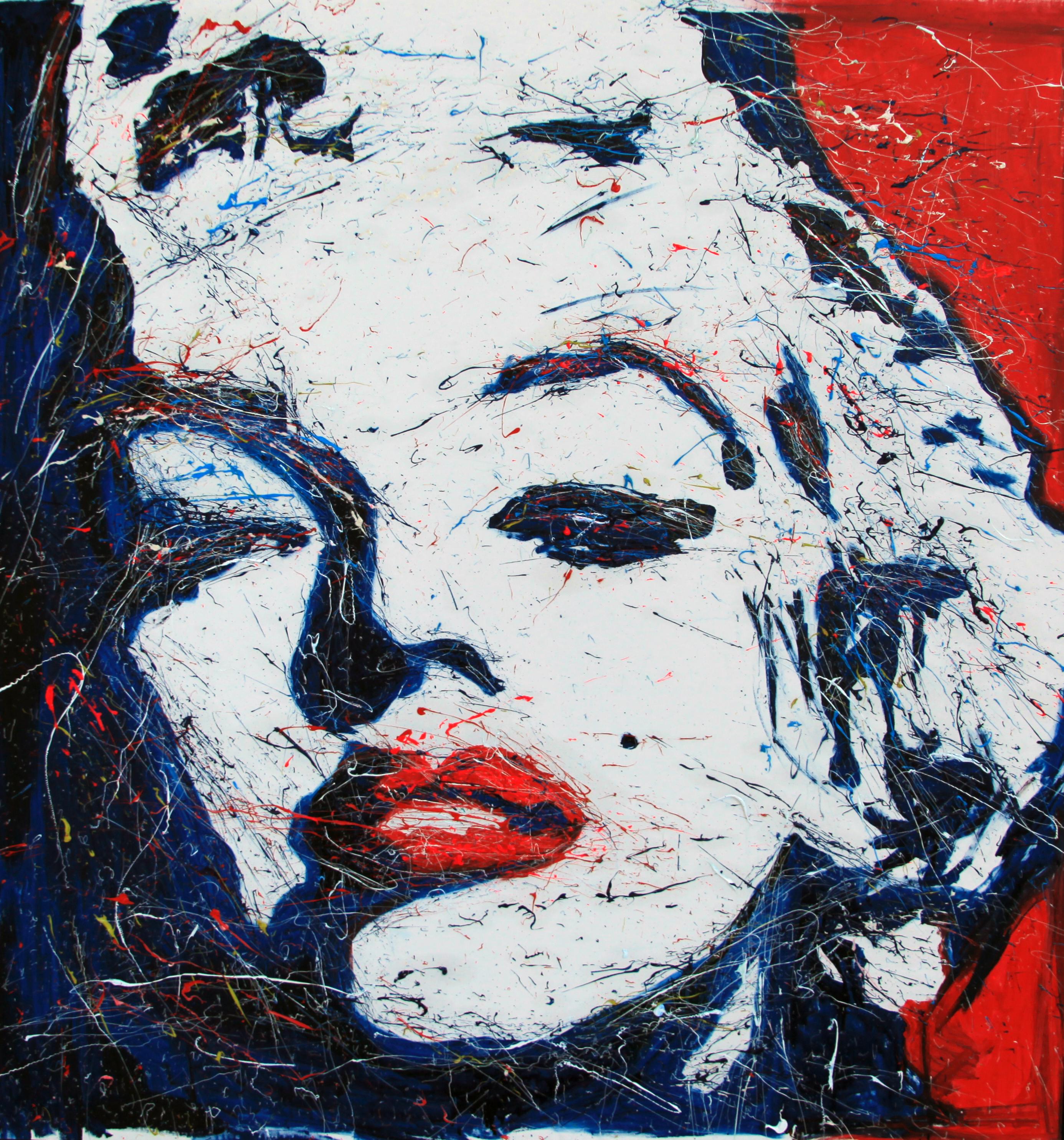 Alessandro Gedda celebra Marilyn Monroe