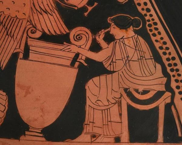 Usa restituiscono all'Italia prezioso vaso etrusco