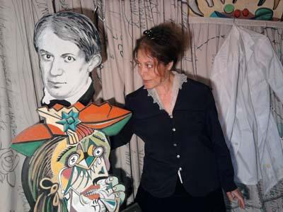 Dora Maar, Musa inquieta di Picasso
