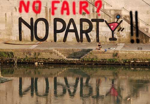 Art Basel. No Fair? No Party!