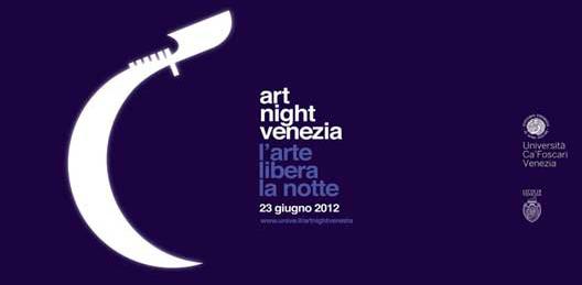 Gli Instagramers si radunano a Venezia per Art Night