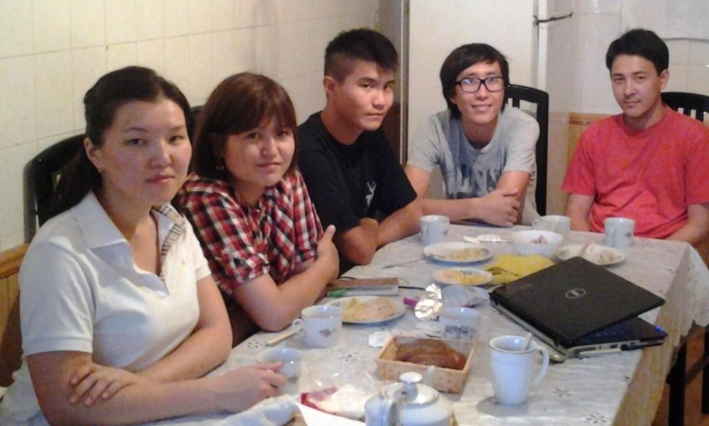 Dal Kirghizistan con furore