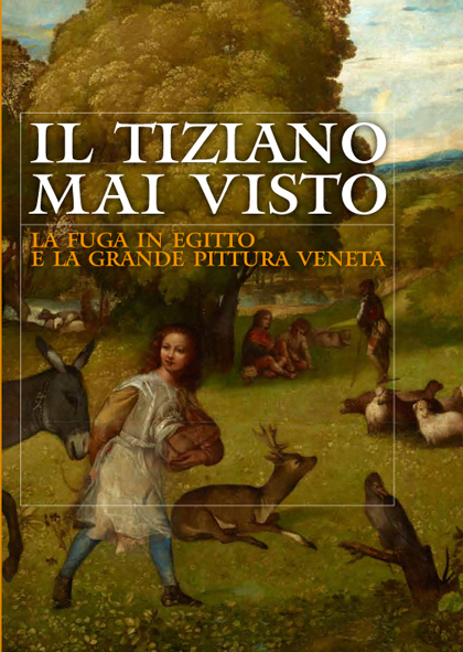 """Sbarca a Venezia """"Il Tiziano mai visto"""""""