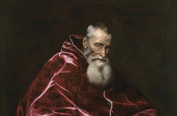 A Padova Tiziano e Paolo III. Il pittore e il suo modello