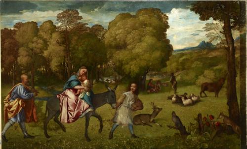 Tiziano alla National Gallery #1