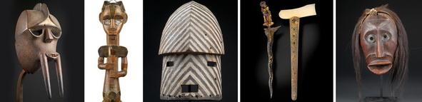 Un'asta di Arte Tribale da Dorotheum a Vienna