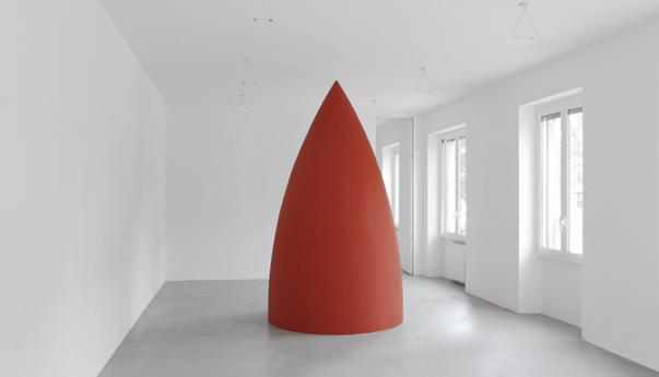 """Ad arte Studio Invernizzi inaugura """"Mauro Staccioli, forme perdute"""""""