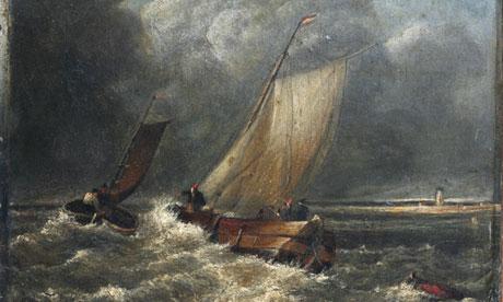 Un Turner da 20 milioni di sterline acquistato per 3,700