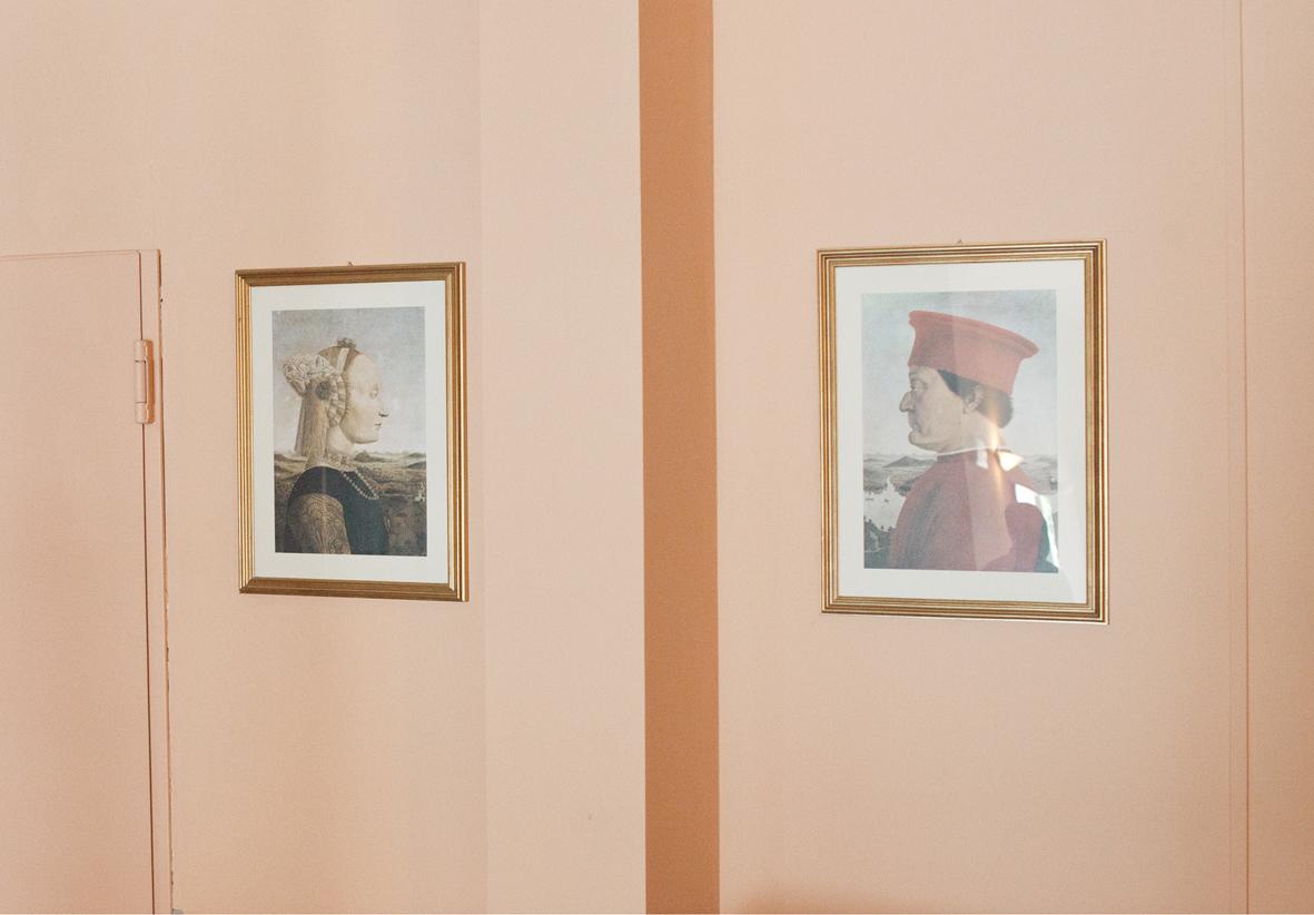 Mostra fotografica di Luca Capuano, Il Viaggio di Federico