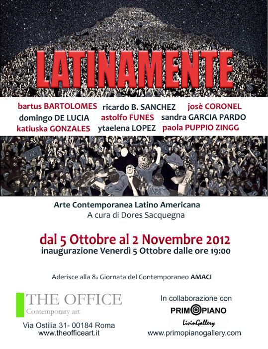 Latinamente: arte contemporanea dell'America latina a Roma