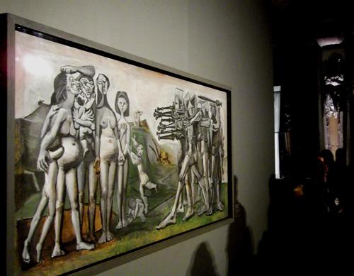 Picasso a Milano. La mostra e tutte le foto