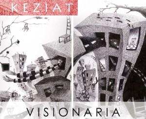 L'arte visionaria di Keziat al Museo dell'Alto Tavoliere