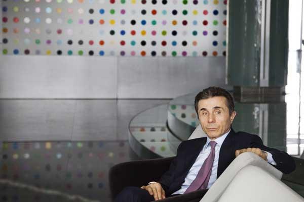 Collezionista d'arte sarà prossimo primo ministro Georgiano