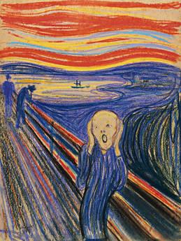 Arrivato al MoMa l'Urlo di Munch