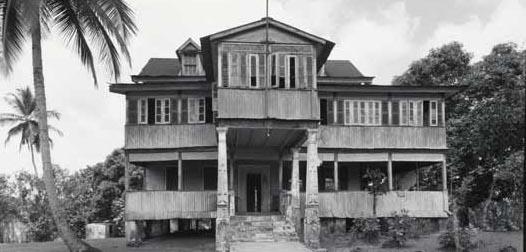 Genealogie: il Palladianesimo in Africa attraverso il reportage di Max Belcher