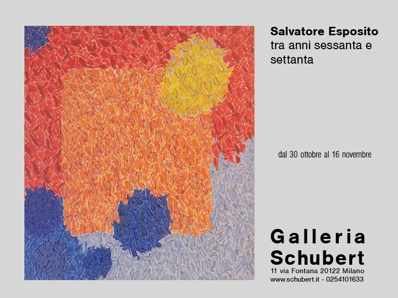 Galleria Schubert presenta Salvatore Esposito