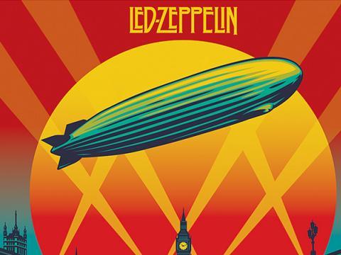 I Led Zeppelin al cinema