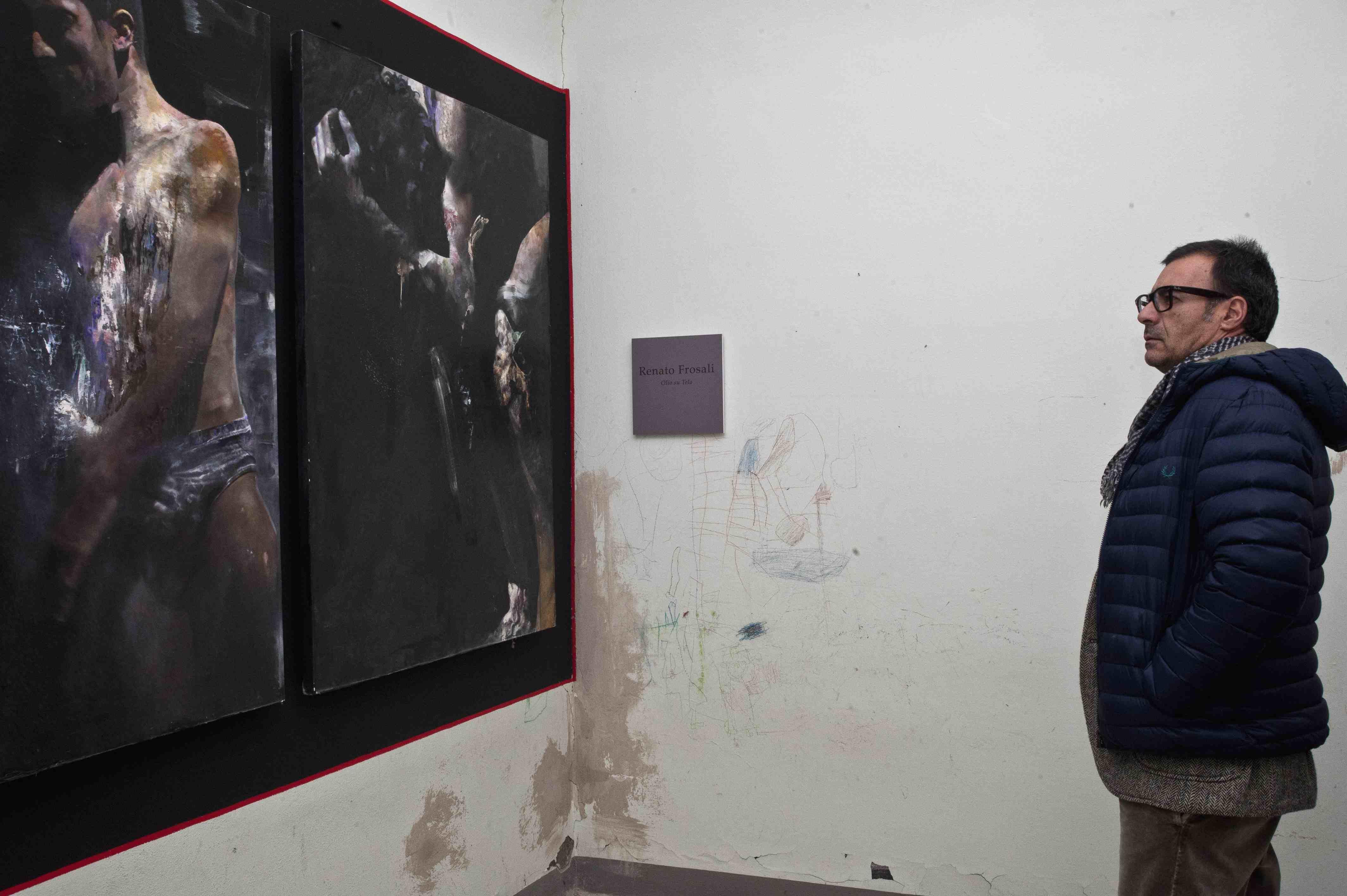 Grande successo per la mostra di Caravaggio che chiude con Luca Beatrice
