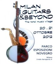 MILAN GUITARS & BEYOND, prima edizione