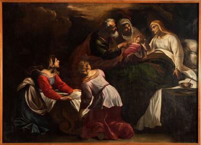 Roma – Presentazione del restauro dei dipinti di Giacinto Brandi