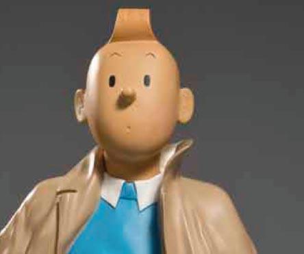 I lavori di Hergé in asta da Piasa