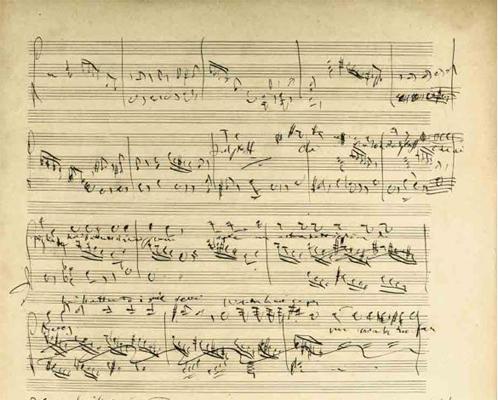 La collezione del Maestro Toscanini