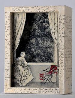 Esprit de fenêtre. Le scatole di Chiara Briganti alla Galleria Ceribelli, Bergamo