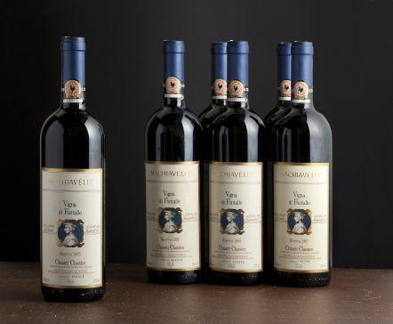 Asta benefica di vini pregiati a favore del Progetto Ossigeno