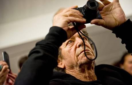 Lou Reed fotografo