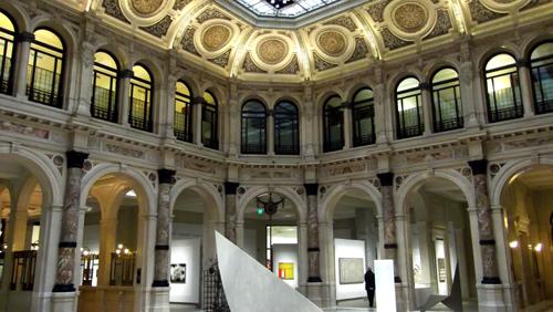 Cantiere del 900. E il caveau traboccò d'arte. Le Gallerie d'Italia di Milano