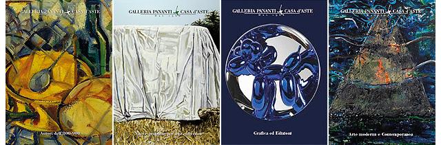 La Galleria Pananti espone a Milano le opere in asta