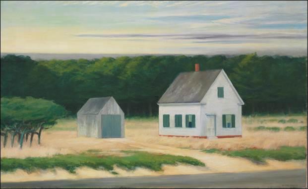Edward Hopper, record all'asta online da Christie's