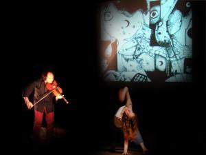 """Music for Your Eyes per la chiusura della mostra """"Visionaria, luci e ombre dell'assurdo"""""""