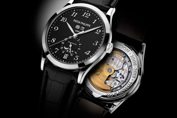 Limited edition per Patek Philippe e Tiffany & Co