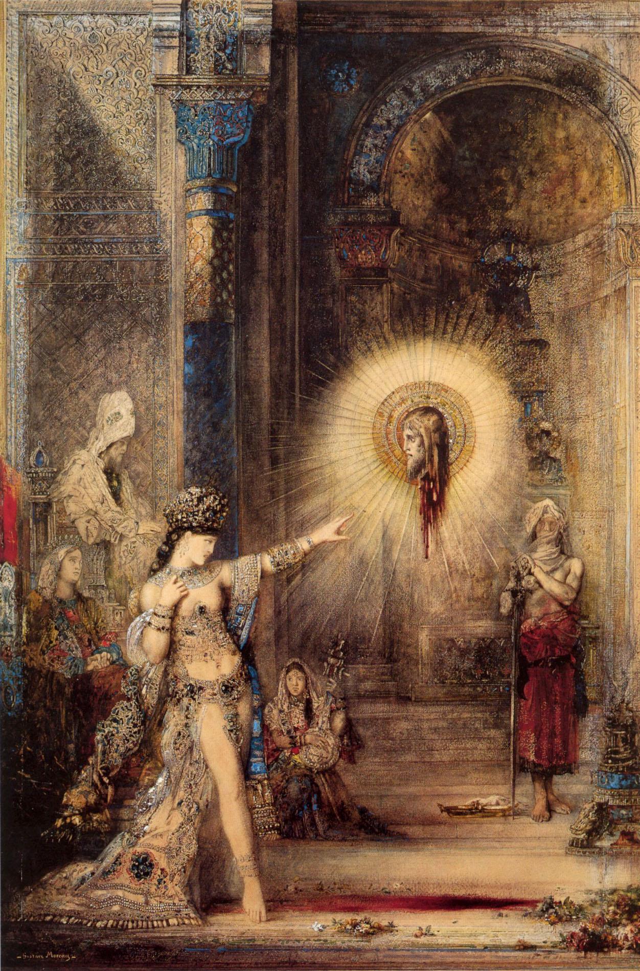 Il simbolismo di Moreau per Huysmans