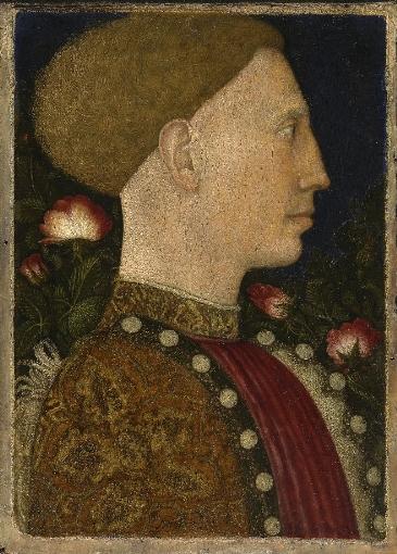 A Palazzo Madama il Ritratto di Lionello d'Este di Pisanello